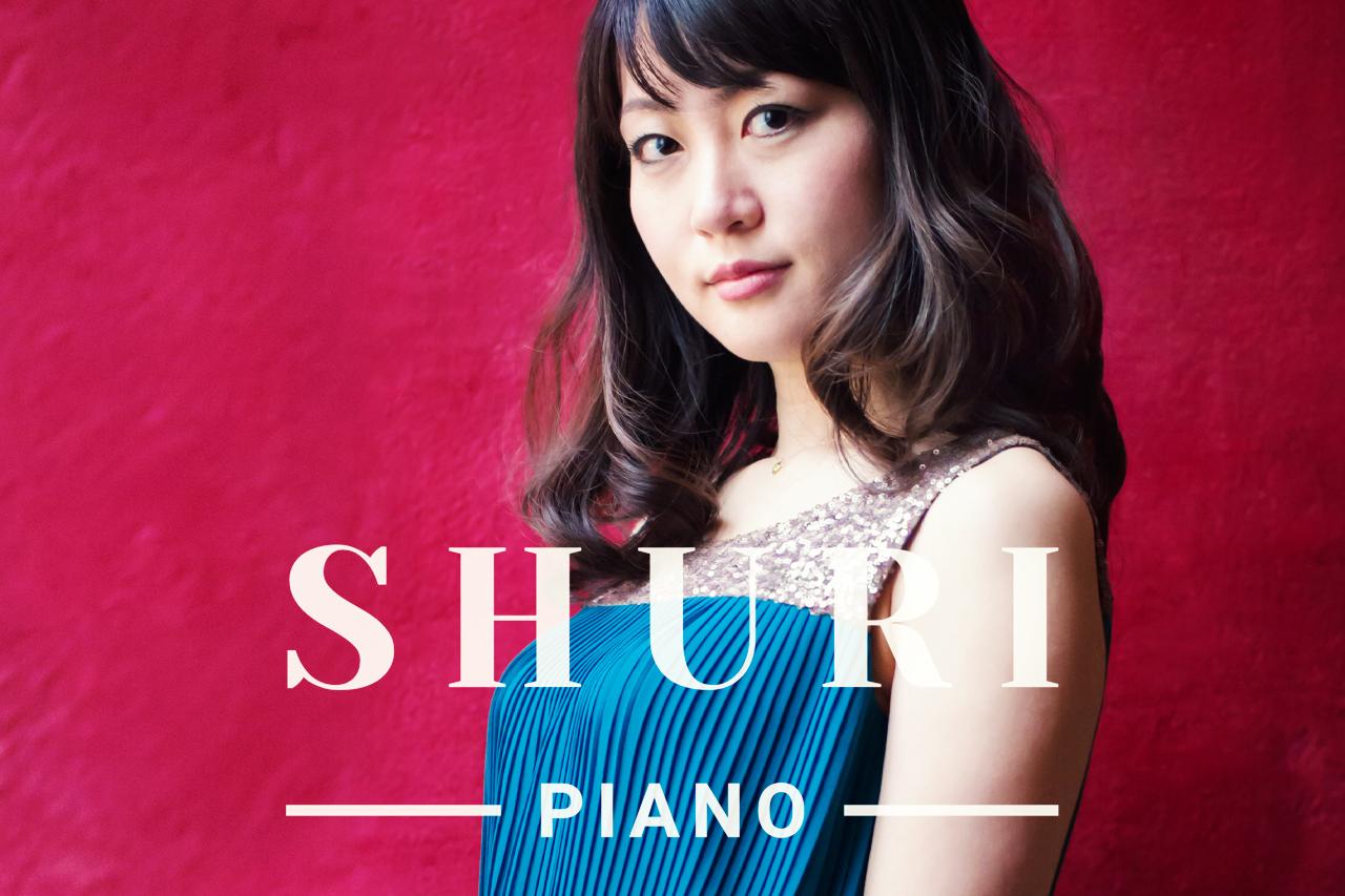 SHURI TOMITA - piano